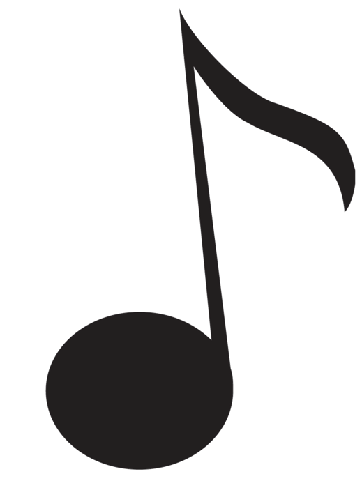 Music note png no background. Notes clipart transparent pencil