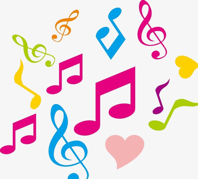 Music note png singing. Musical symbol image and