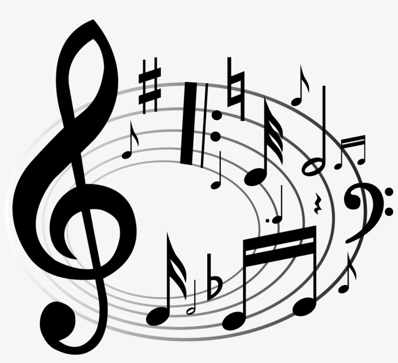 Music note png clear background. Sheet clipart images transparent
