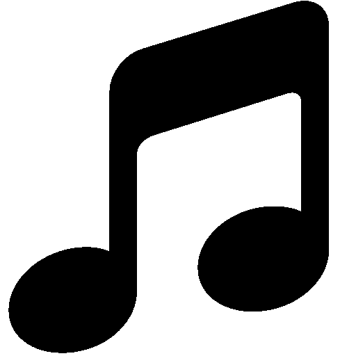 Music note png white. Icons download free and