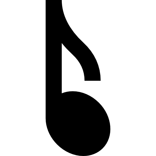 Music note symbol png. Eighth musical pentagram signs
