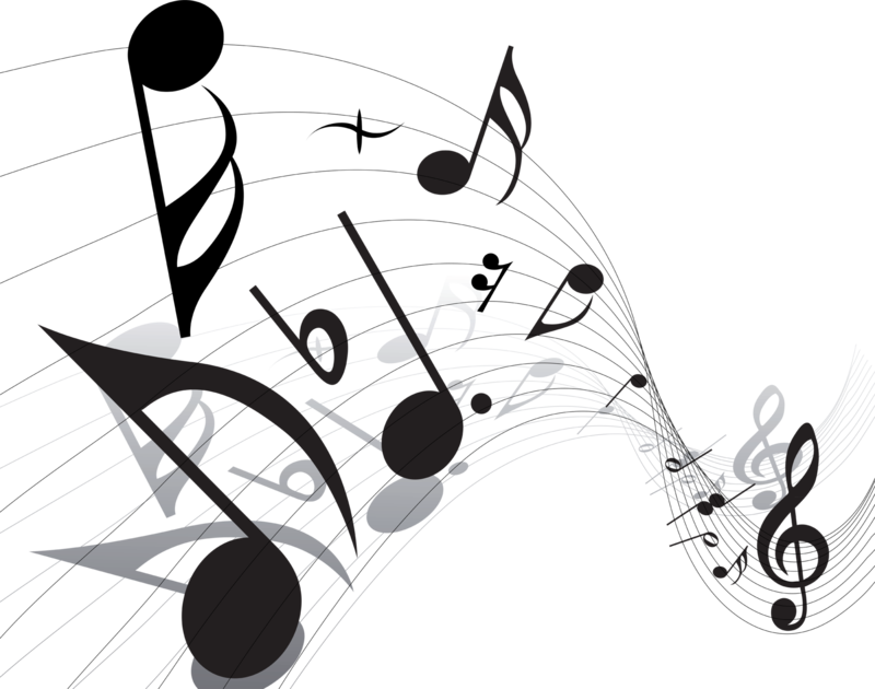 Pics of abstract music notes png. Download free image with