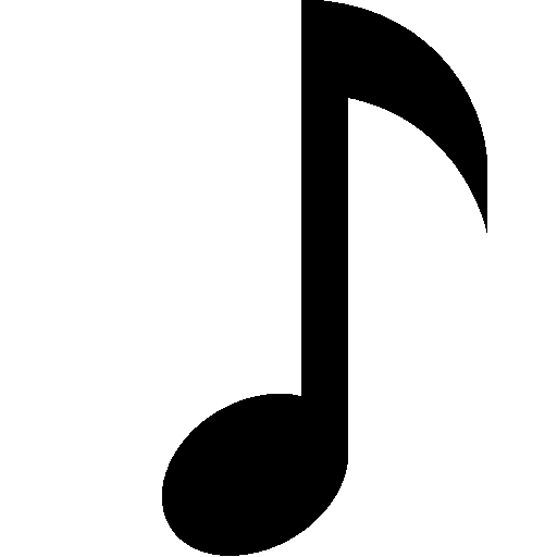 musical note icon png