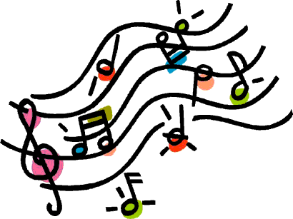 Music Notes Cartoons Transparent Clipart Free Download