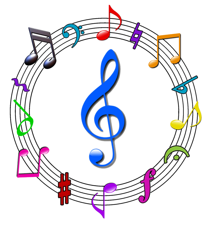 Music notes clipart png circle. Image result for free