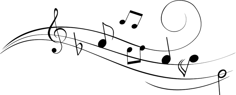 Music notes in air png. Performances has always been