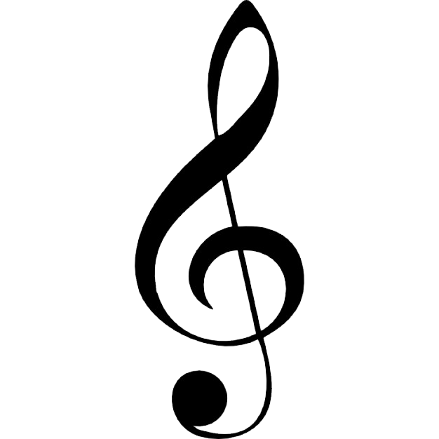 Music notes .png. Clef note png transparent
