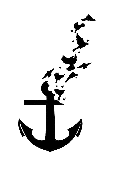 Music notes tattoos png. Download anchor transparent hq