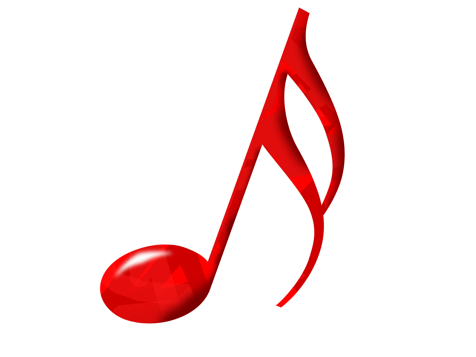 Musical notes red png. Park high res files