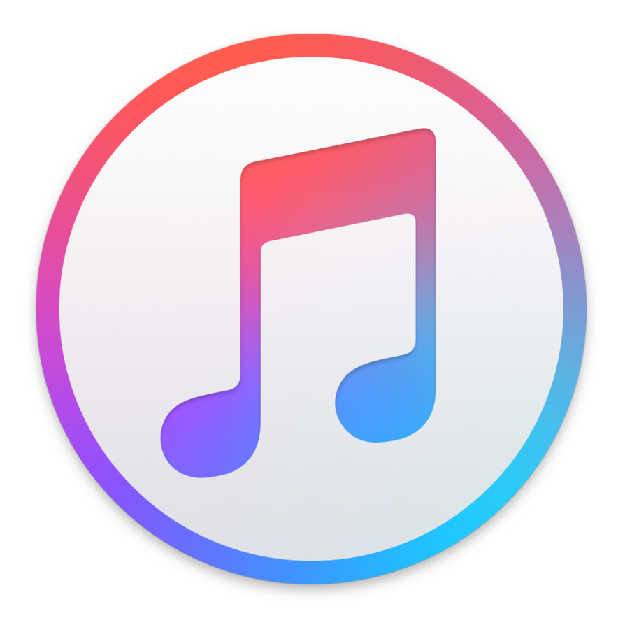 Music logo png. Design critique apple built