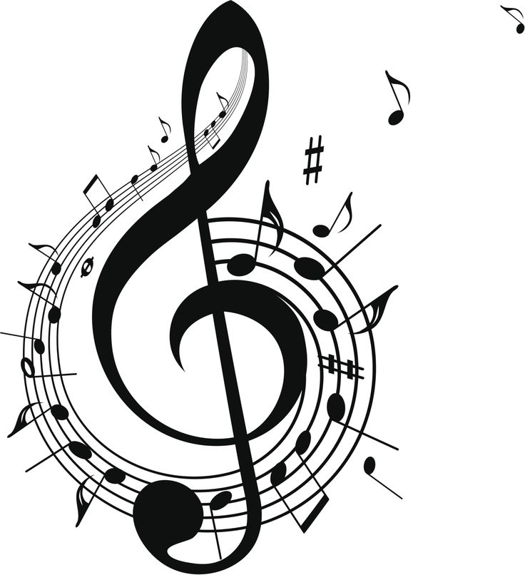 Musical clipart. Best images by