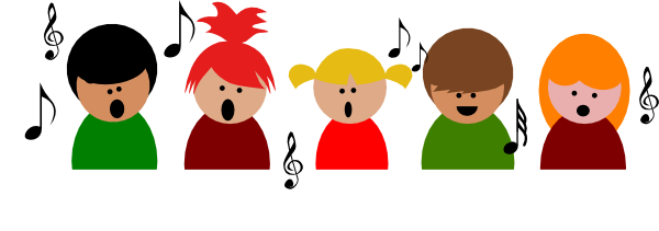 Chorus clipart. Free pictures download clip