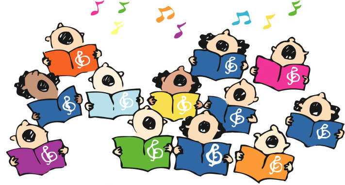 choir clipart to do