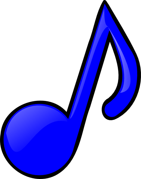 Musical clipart colorful. Music notes panda free