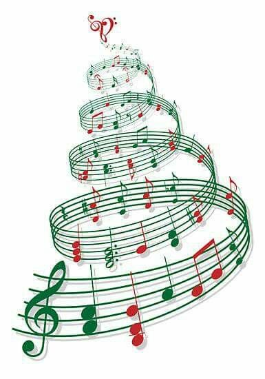 Musical clipart holiday. Christmas music bring a