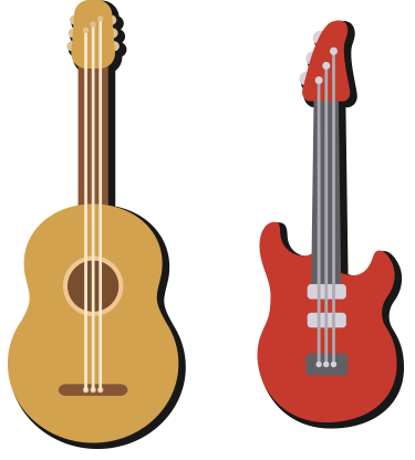 Musical clipart music room. Sell instruments online dcart
