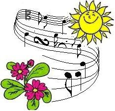 Musical clipart spring. Breakfast to feature music