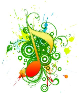 Musical clipart spring. Group class registration harmonia