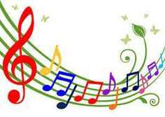 Musical clipart spring. Music