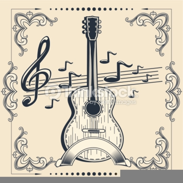 Musical clipart western music. Country free images at