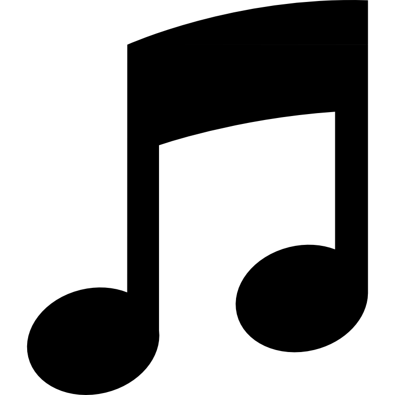 Musical notes png free vector. Collection of music
