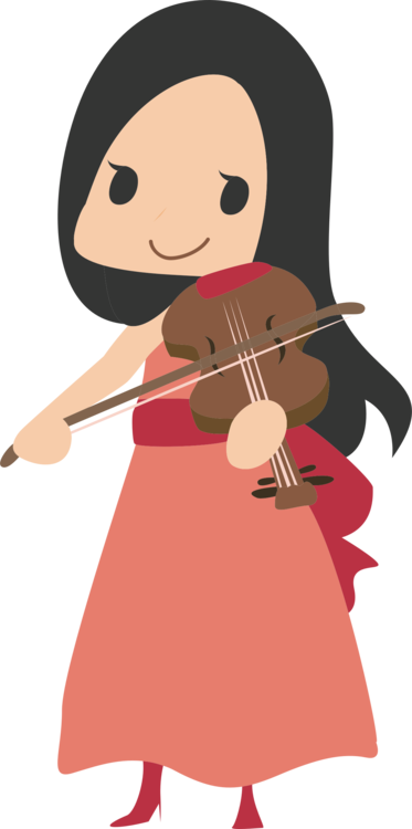 Cello vector silhouette. Violin music fiddle free