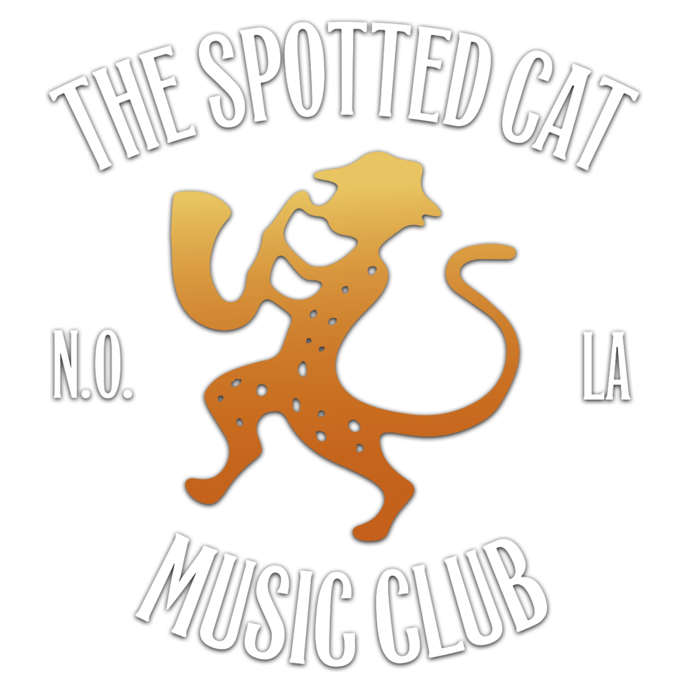 Musician clipart live entertainment. The spotted cat music