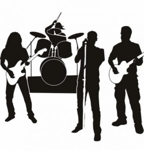 Musician clipart live entertainment. Music friday th january