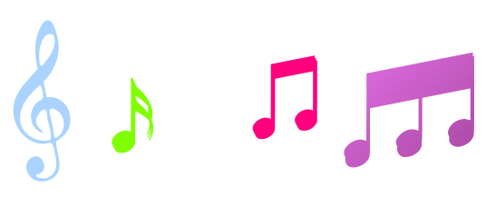 Musician clipart music symbol. Notes panda free images