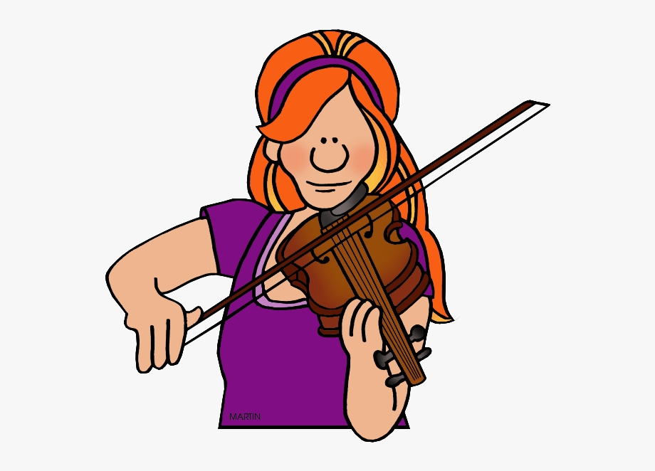 Musizist. Instrument clipart vocal music