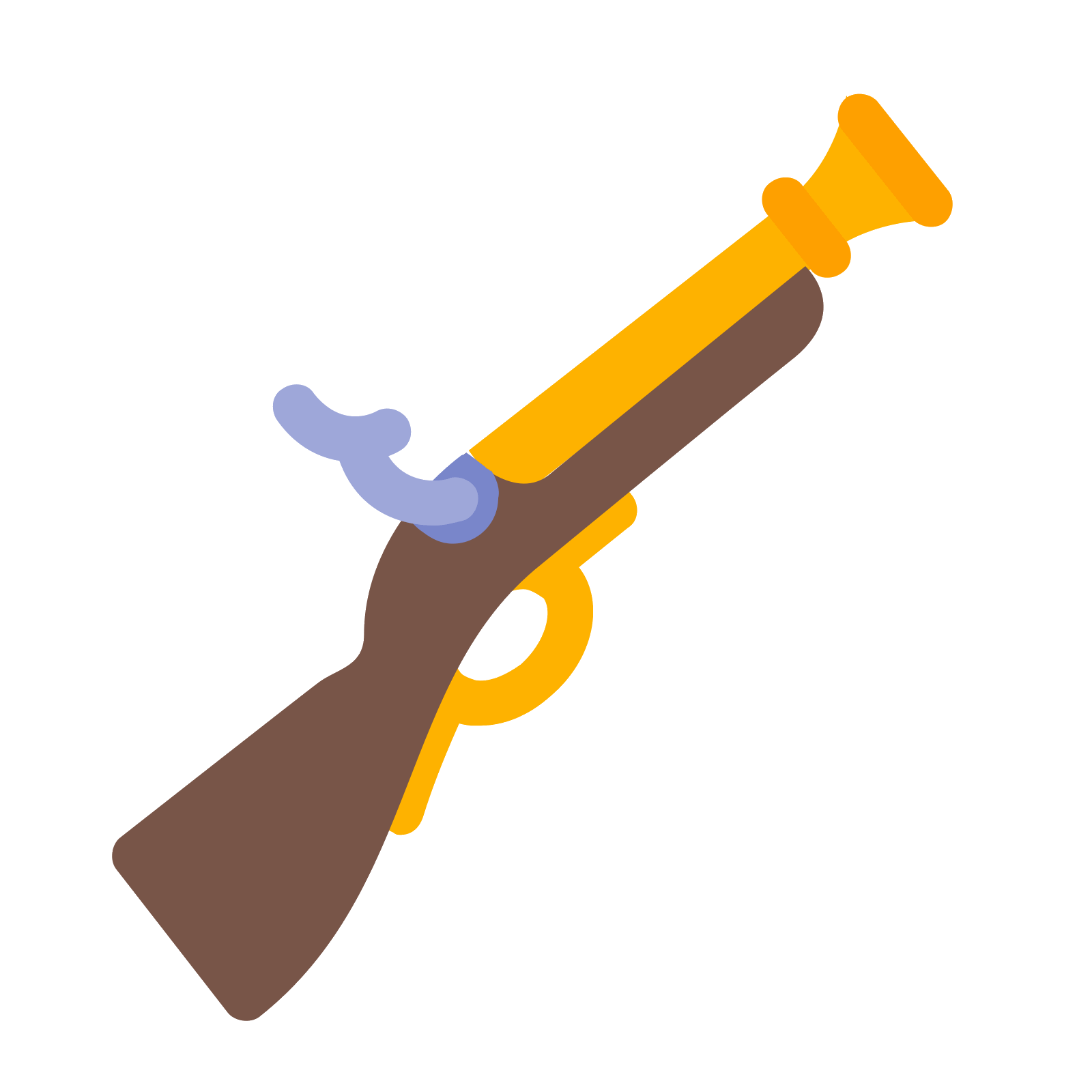 Musket vector clip art. Icon free download png