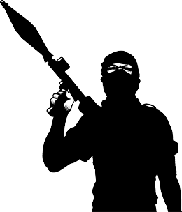 Muslim terrorist png. From the investigative project