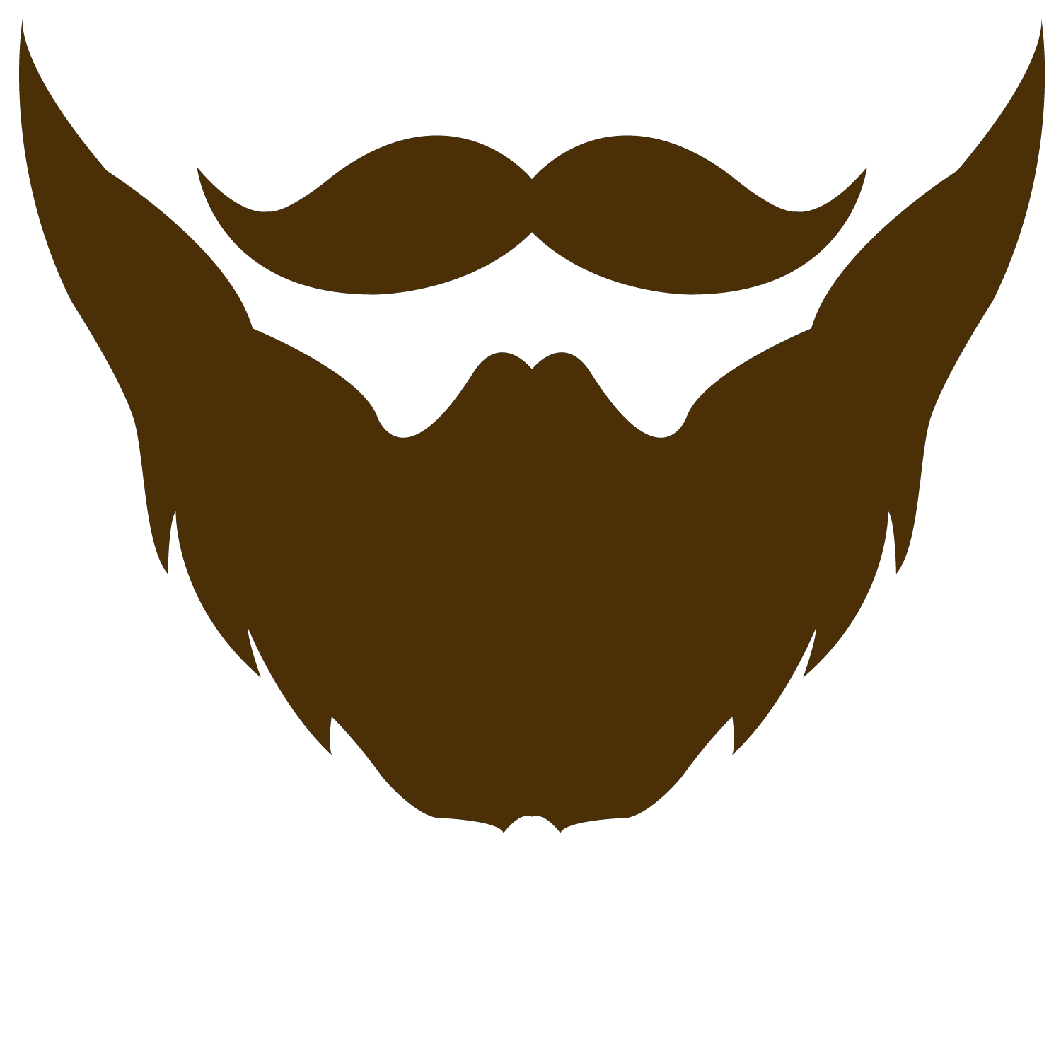 Mustache and goatee png. Collection of free begirded