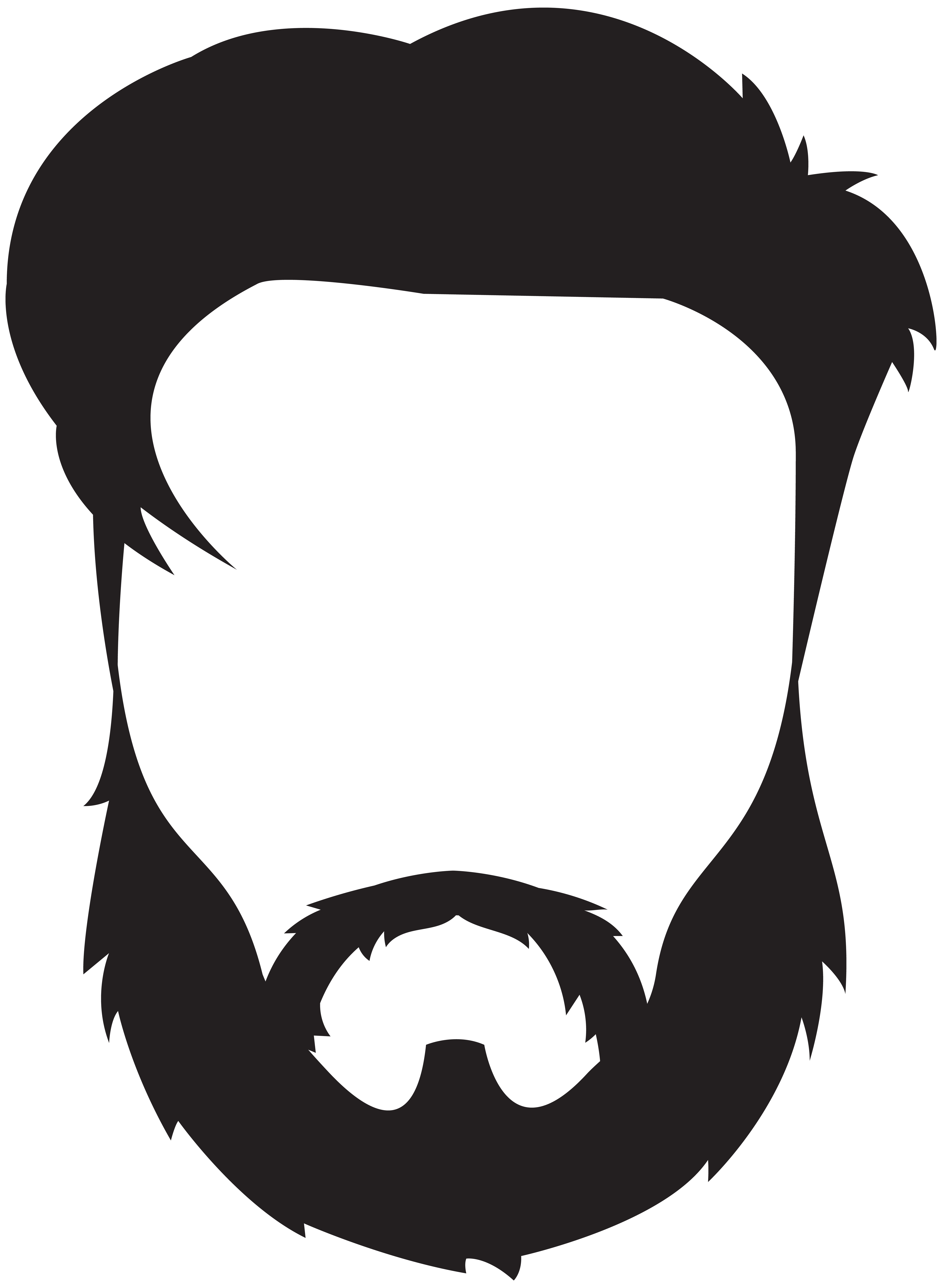 Mustache and goatee png. Beard royalty free clip