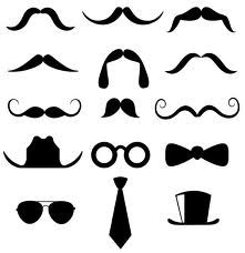 Mustache clipart bow tie. Google search gatsby pinterest