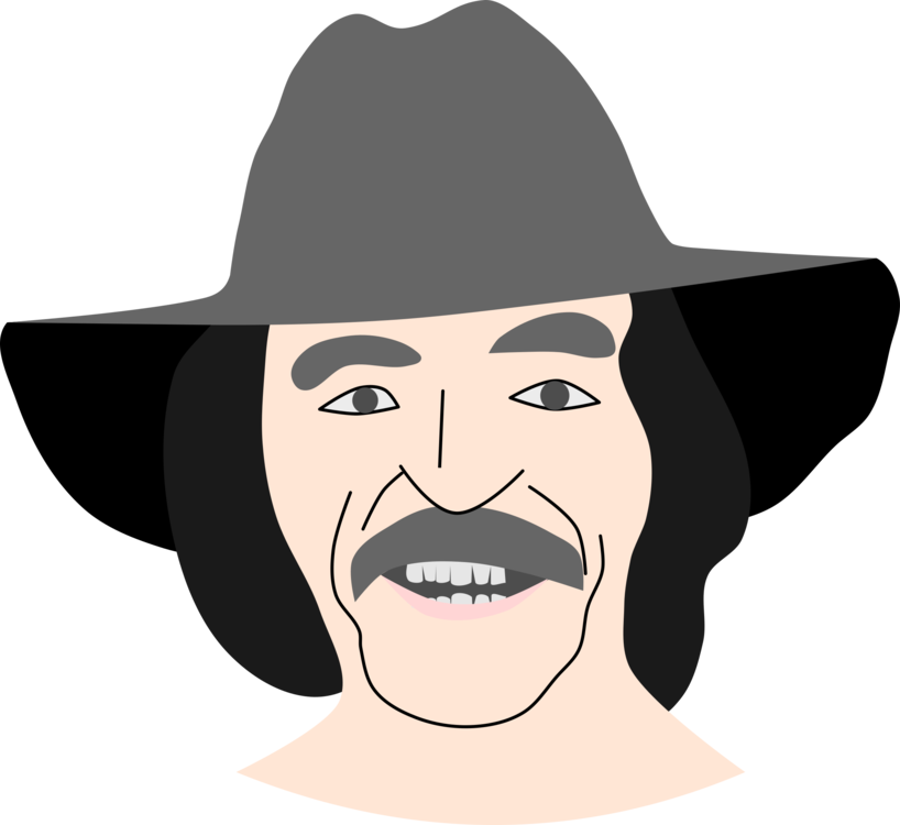 Mustache clipart old hat. Gaucho image file formats