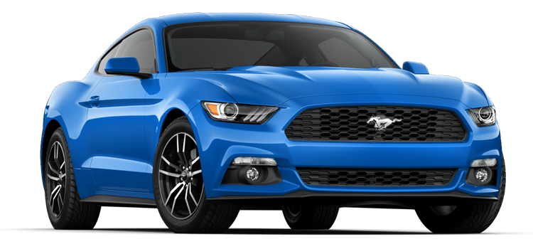 Mustang clipart ford mustang. Blue transparent transparentpng