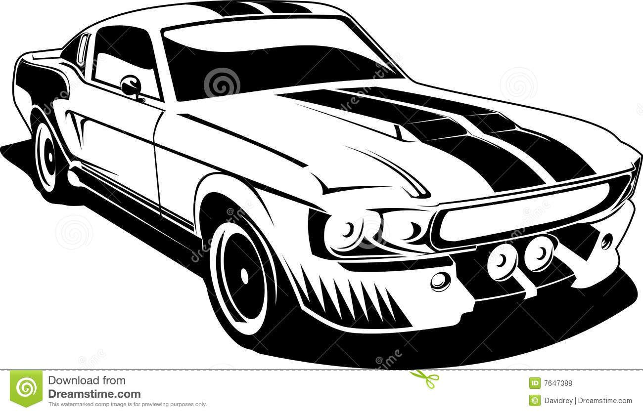 cobra clipart mustang gt ford