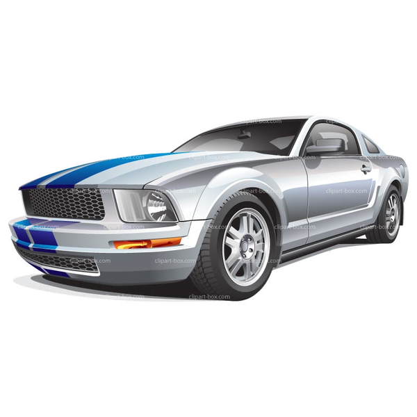 Mustang clipart ford mustang. Free images at clker