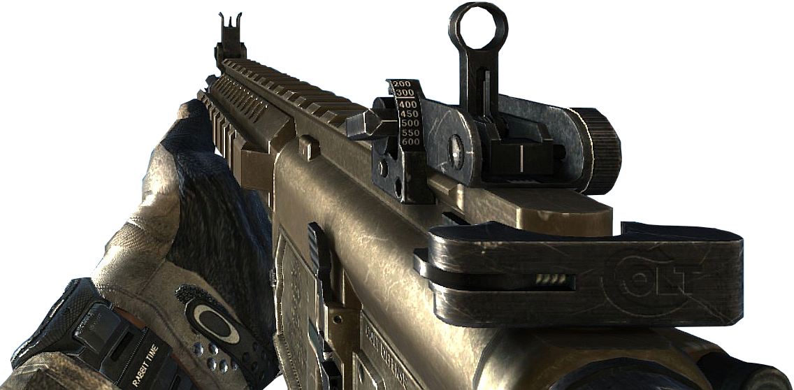 Mw3 m16 png. Image cm mw call