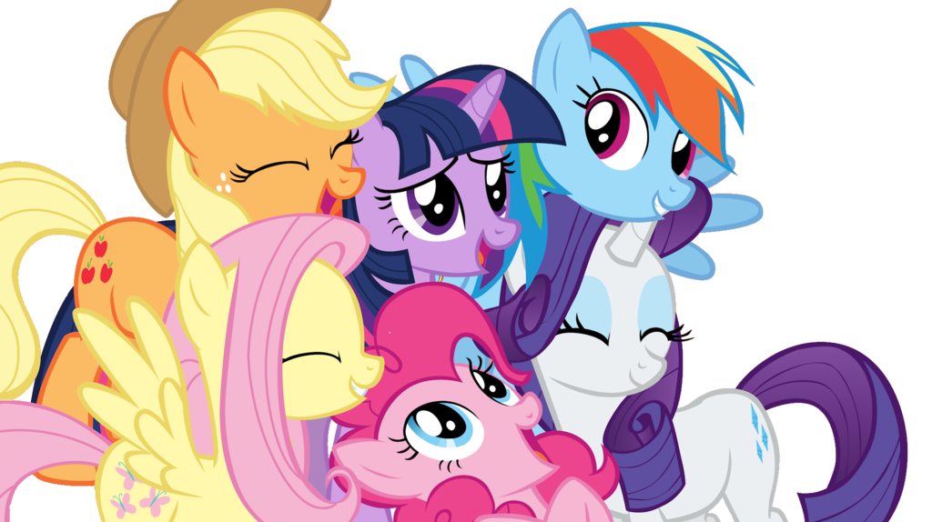 My little clipart. Free pony cliparts download