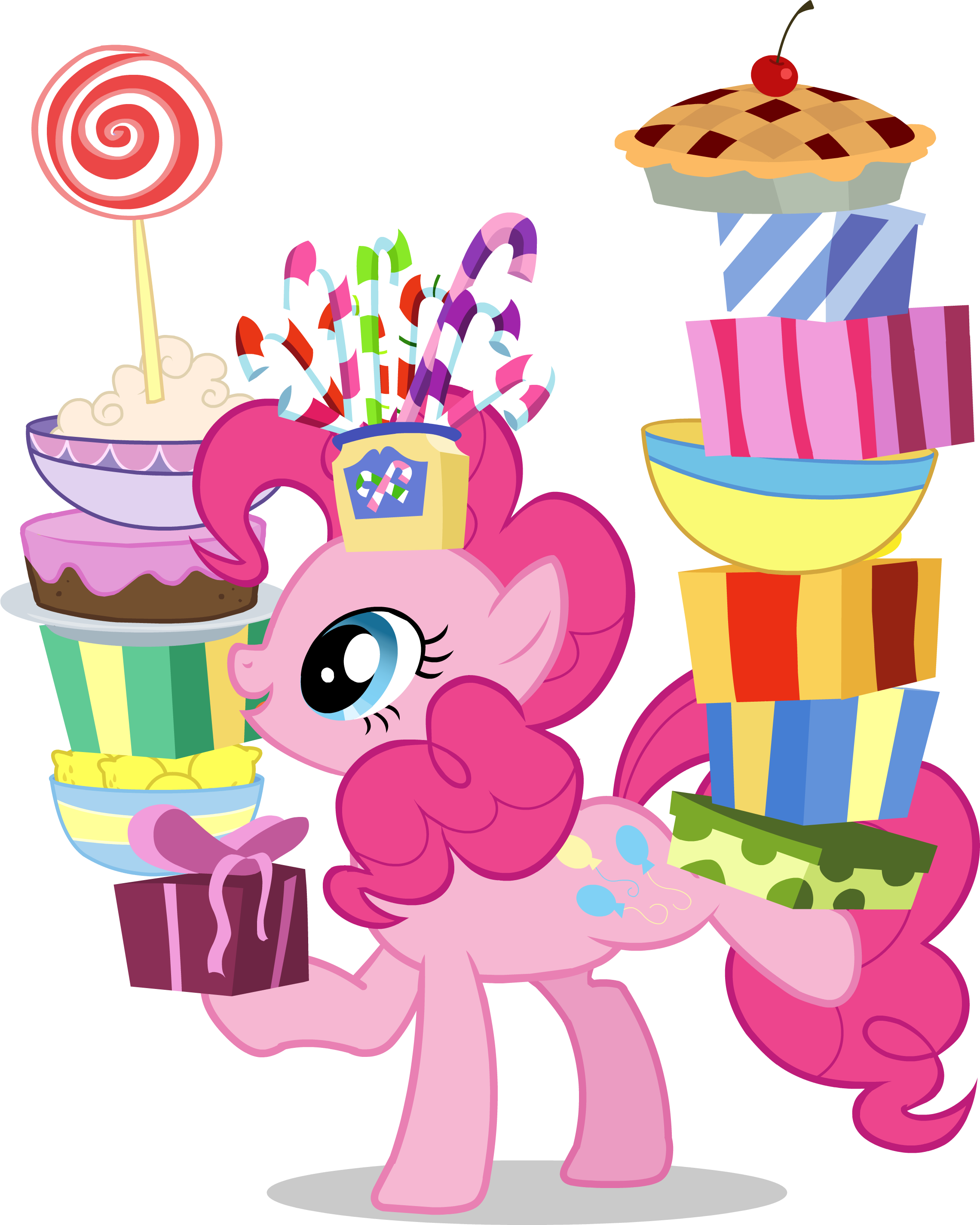 My Little Pony Birthday Png Picture 434090 My Little