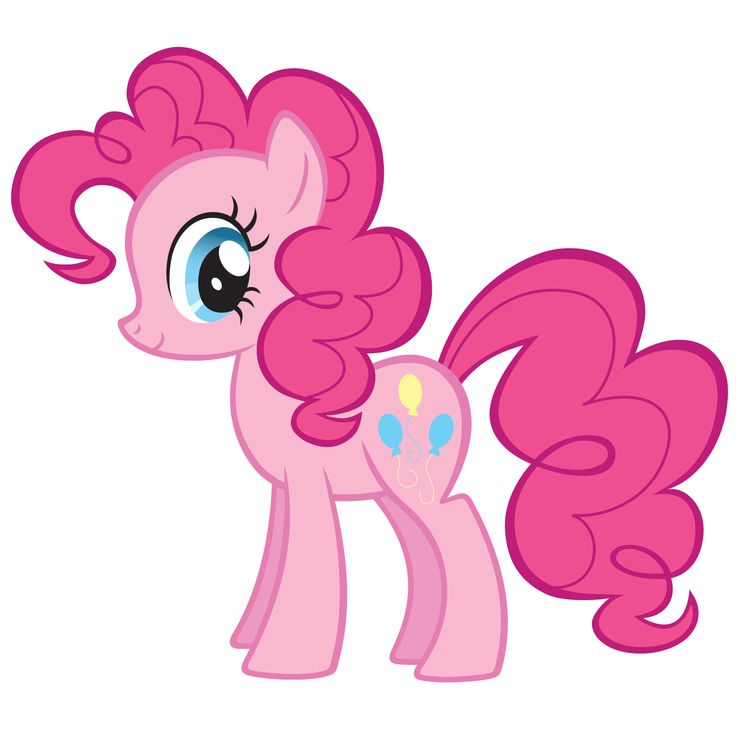 My little clipart pinkie pie. Pony drawing at getdrawings
