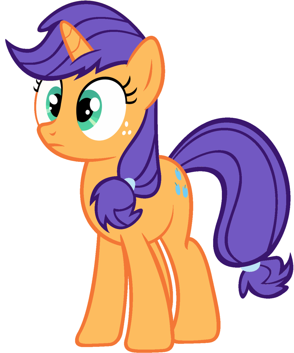 My little clipart rarity. Mixi trans pony friendship