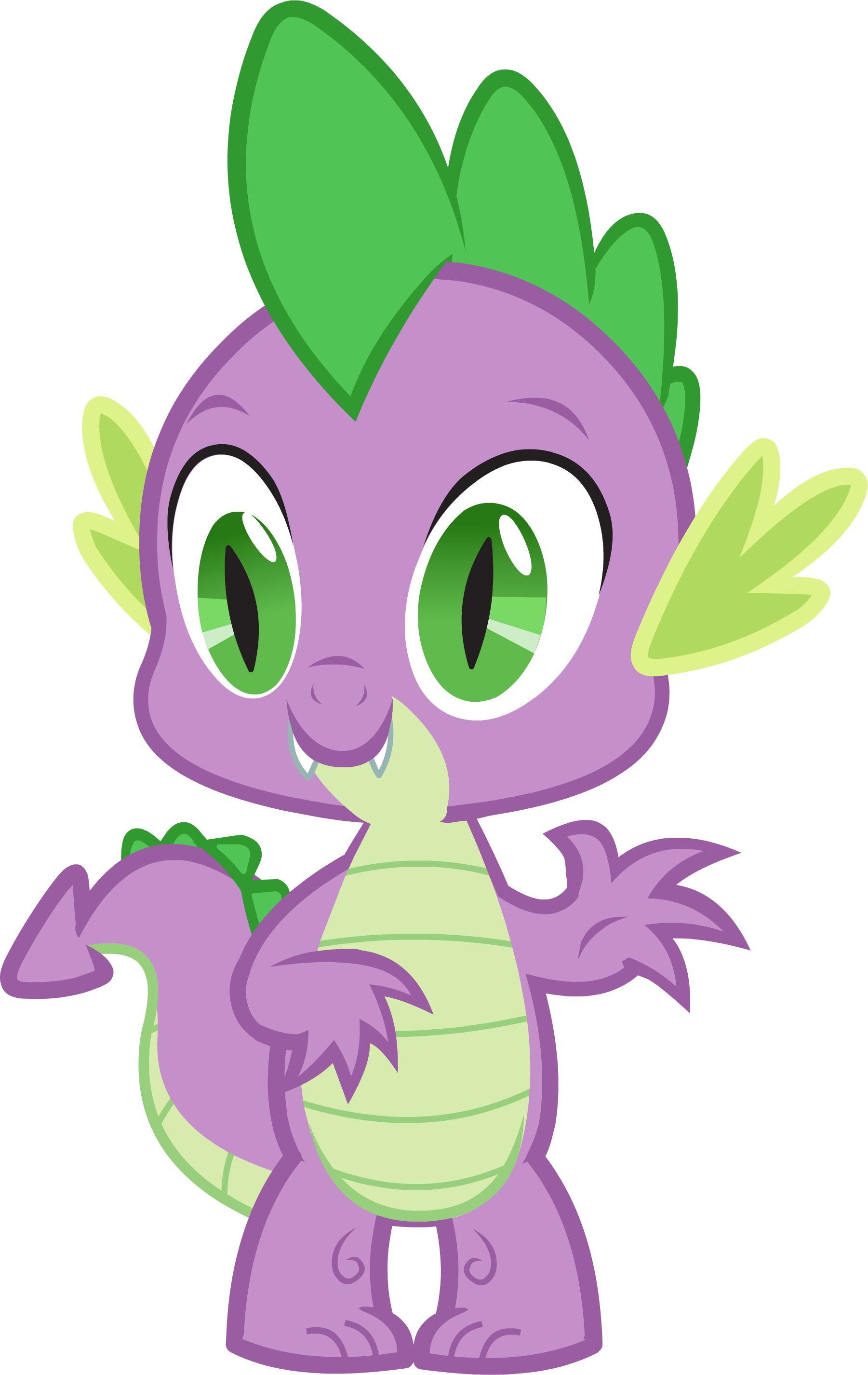 Drawing ponies spike. Canterlot castle png pinterest
