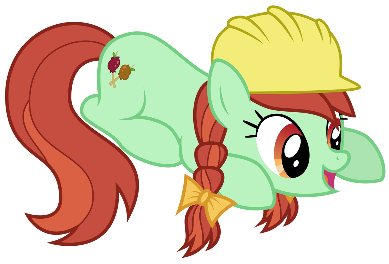 My little pony apples png. Absurd res artist