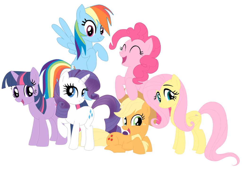 My little pony friendship is magic png. By rousetta on deviantart