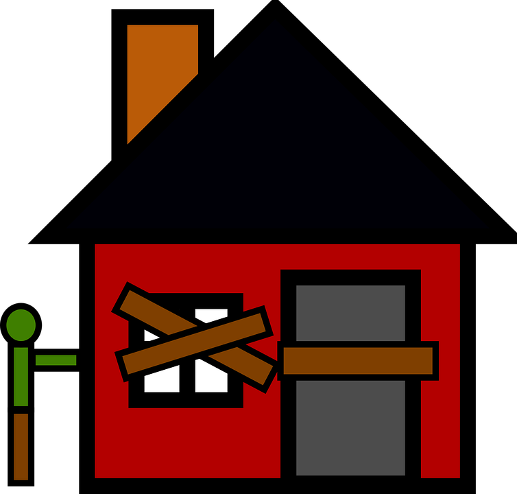 Homes vector home improvement. Is it too late
