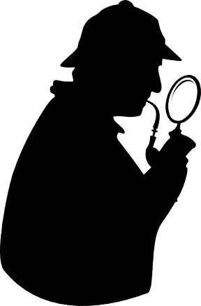 Mystery clipart mysterious figure. Person clip art library