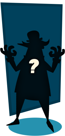 Mystery clipart mysterious figure. The marvellous miss take